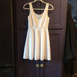 white dress from target
